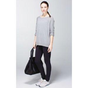Lululemon Skinny Groove Pant Full on Luon Black